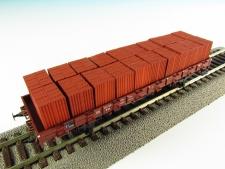 11519-A Cihlové bloky bez palety-20 kusů