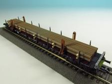 11564-B Kolejnice nové-30x200x10 mm