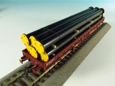 11548-A-Roury černé v rámu-29x155x22 mm