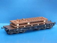 11558-A 2 Maschinnengestelle 28x100x15 mm