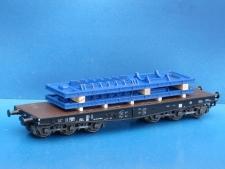 11558 2 Maschinengestelle 28x100x15 mm