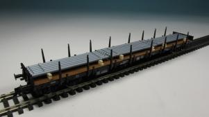 11424-C Eisenstangen- 3 St 30x70x5 mm
