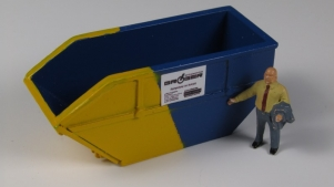 11562-B Container 19x50x22 mm