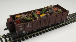 11185 Eisenbahn schrott 29x98 mm