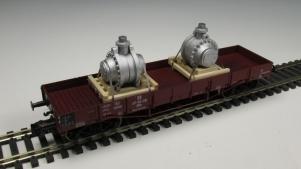 11568 Achsgetriebe auf palette - 2 St 23x29x29 mm
