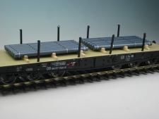 18424 (4)Eisenstangen -2 St-64x101x10 mm