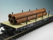 18405 Rohre 57x198x28 mm
