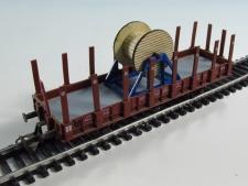 12580/A Kabelová cívka 18x28x25 mm