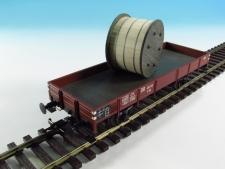 18580/D Kabelová cívka 62x32 mm