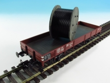18580/B kabelová cívka 62x32x mm