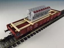 Blok motoru 28x119x20